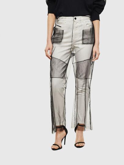 Diesel - TYPE-1003, White - Jeans - Image 1