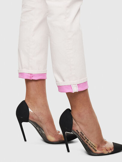 Diesel - D-Rifty 069MS, White - Jeans - Image 6