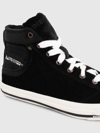 Diesel - SN MID 20 EXPOSURE Y, Black - Footwear - Image 4