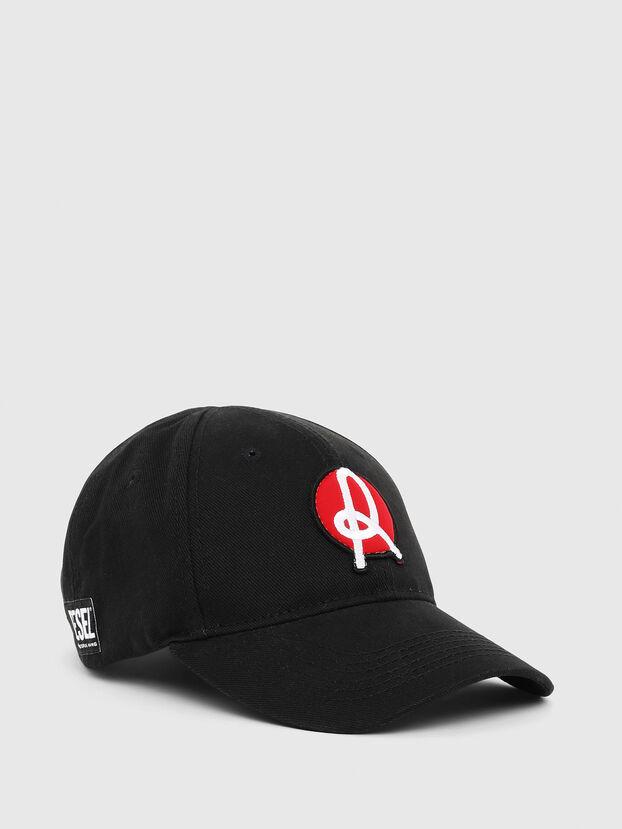 LR-CAP, Black - Caps