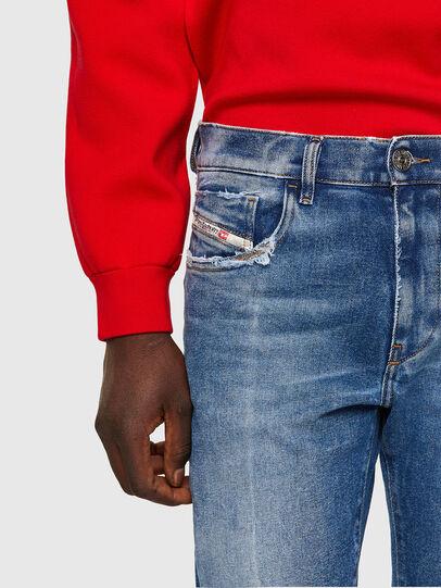 Diesel - D-Strukt 09A26, Medium blue - Jeans - Image 4