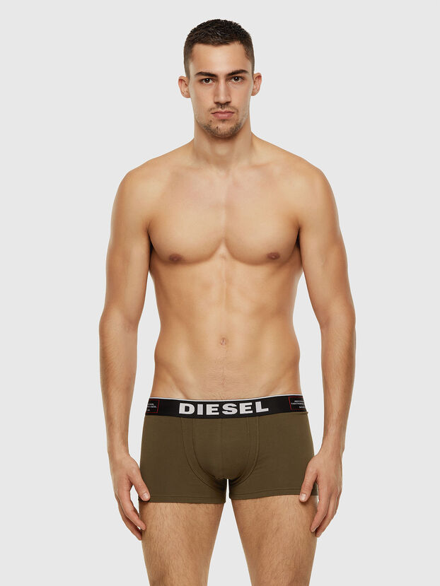 UMBX-DAMIEN-TECH, Military Green - Trunks