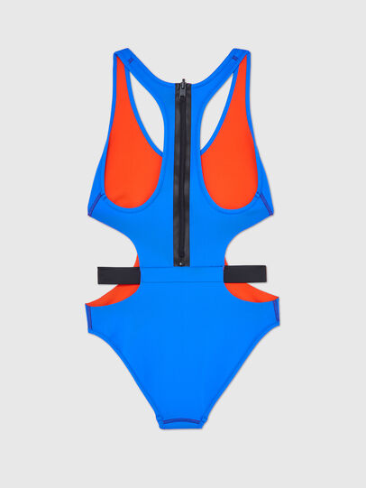 Diesel - BFSW-DIVERDOO, Blue/Orange - Swimsuits - Image 2