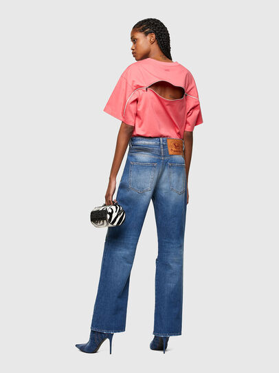 Diesel - T-BOWLY-A1, Pink - Tops - Image 4