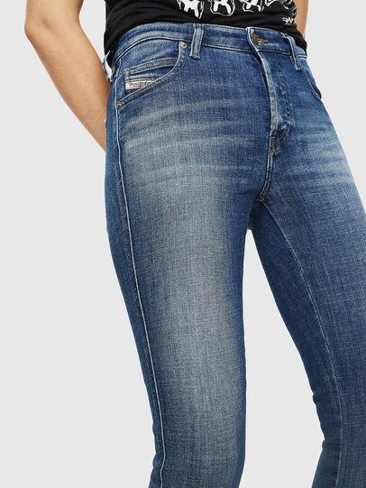 Diesel - Babhila 0098Z, Medium blue - Jeans - Image 3