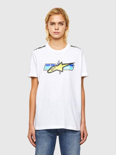 Diesel - ASTARS-T-DIEGOS-B-FL,  - T-Shirts - Image 1