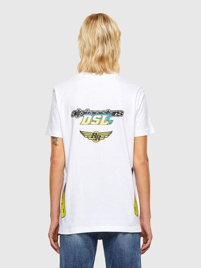 Diesel - ASTARS-T-DIEGOS-B-FL,  - T-Shirts - Image 2