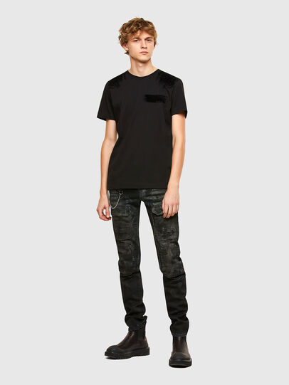 Diesel - T-IEGO-A,  - T-Shirts - Image 5