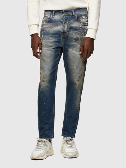 Diesel - D-Vider 009NH, Medium blue - Jeans - Image 1