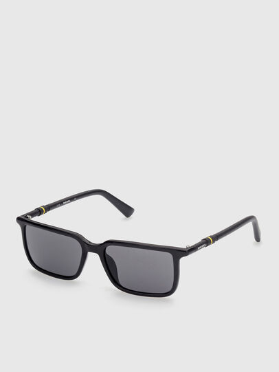 Diesel - DL0331, Black - Kid Eyewear - Image 2