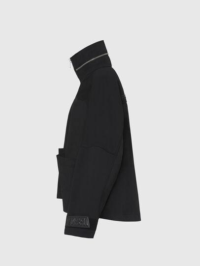 Diesel - G-RANDY, Black - Jackets - Image 3
