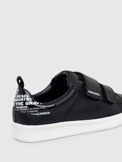 Diesel - S-SNEAKER LSS CH, Black - Footwear - Image 4