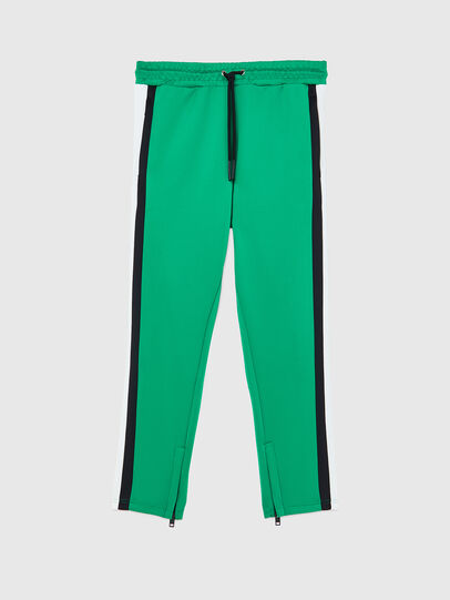 Diesel - P-COPPER, Green - Pants - Image 1