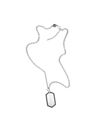 NECKLACE DX0996, Silver