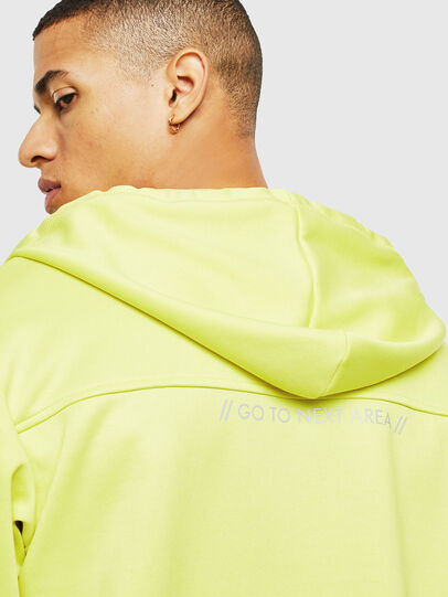 Diesel - BMOWT-GILLHOOD, Yellow Fluo - Out of water - Image 4