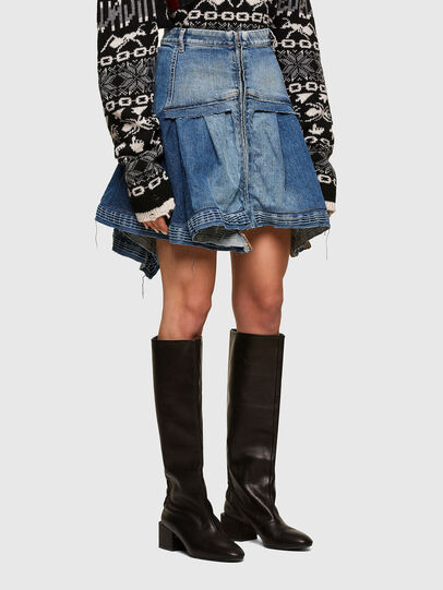 Diesel - OMYNRA,  - Skirts - Image 3