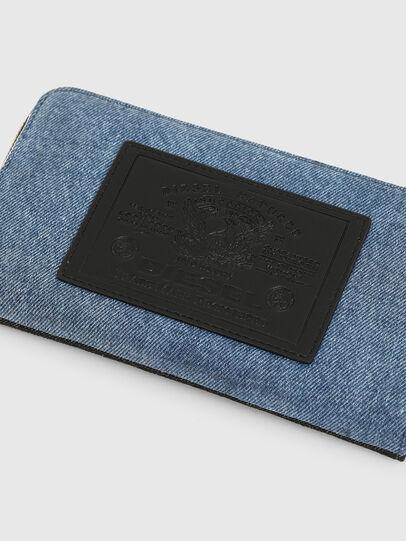 Diesel - GRANATO LC, Blue/Black - Zip-Round Wallets - Image 4