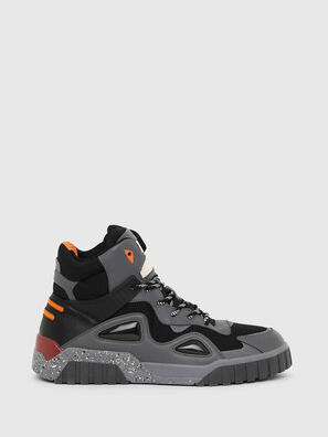 S-RUA SP, Dark grey - Sneakers