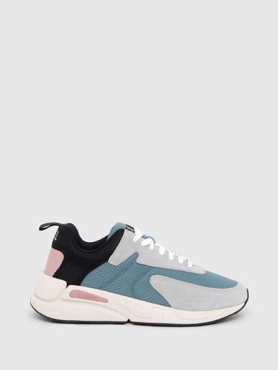 Diesel - S-SERENDIPITY LOW CU, Grey/Blue - Sneakers - Image 1