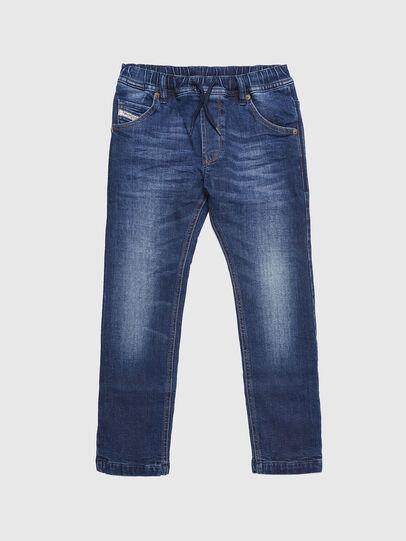 Diesel - KROOLEY-J F JOGGJEANS, Blue Jeans - Jeans - Image 1