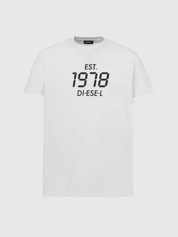 T-DIEGOS-X42, White - T-Shirts