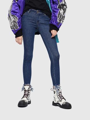 Slandy 088AT, Dark Blue - Jeans