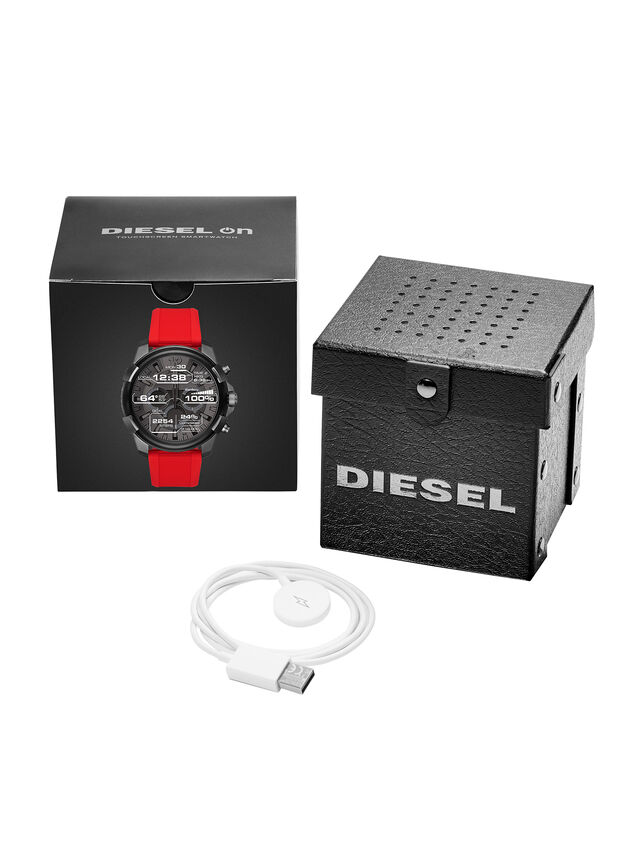Diesel DT2006, Red - Smartwatches - Image 5