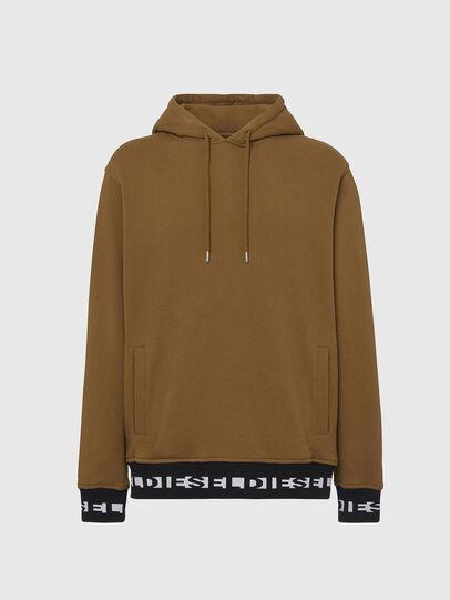Diesel - UMLT-BRANDON, Light Brown - Sweaters - Image 1