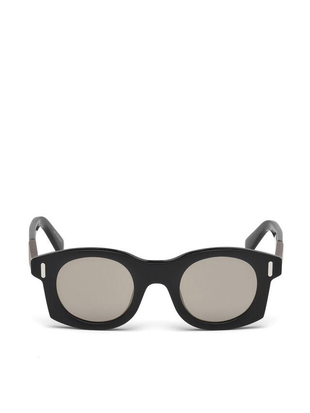 Diesel - DL0226, Black - Eyewear - Image 1