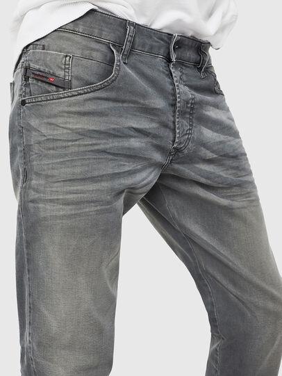 Diesel - D-Bazer 0699P, Grey Jeans - Jeans - Image 3