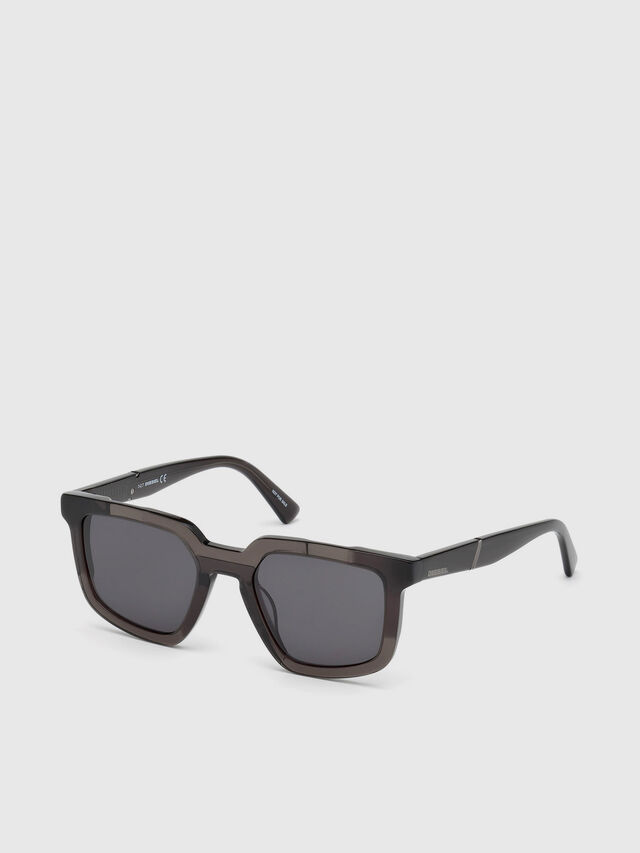 Diesel - DL0271, Black - Sunglasses - Image 2