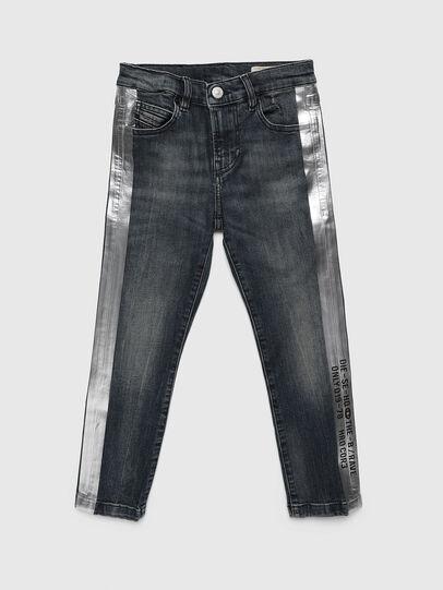 Diesel - BABHILA-J, Medium blue - Jeans - Image 1