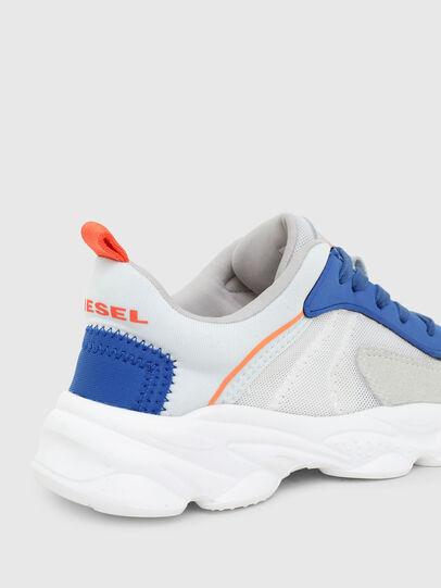 Diesel - S-SERENDIPITY LC CH, White/Blue - Footwear - Image 4