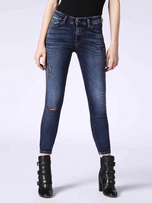 SLANDY 0687T, Blue jeans