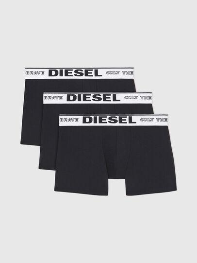 Diesel - UMBX-SEBASTIANTHREEP, Black - Boxer briefs - Image 1