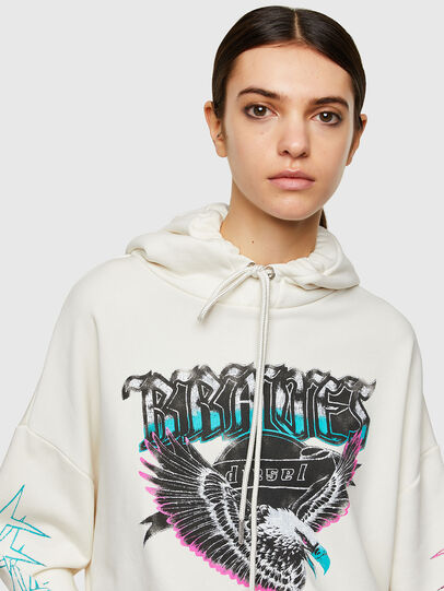 Diesel - F-MAGDALENA-A2, White - Sweaters - Image 3