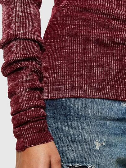 Diesel - M-ISABELLE, Brown - Knitwear - Image 5