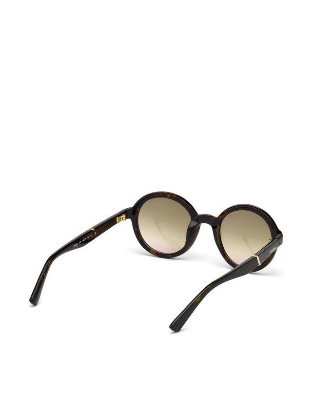 Diesel - DL0264, Brown - Sunglasses - Image 8
