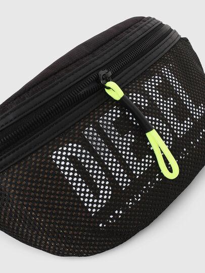 Diesel - LONIGO, Black - Belt bags - Image 4