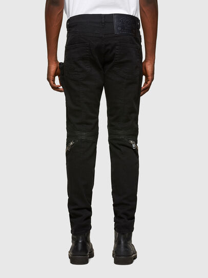 Diesel - D-Strukt 069TH, Black/Dark grey - Jeans - Image 2