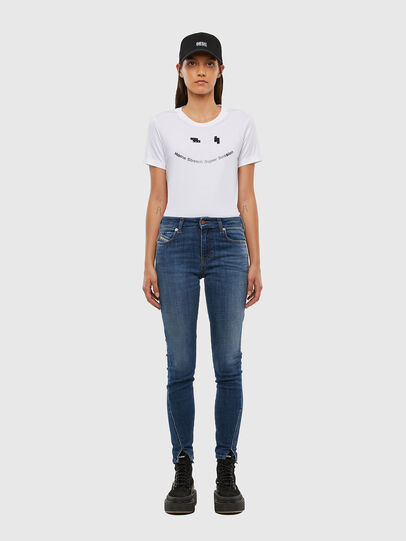 Diesel - T-SILY-V21,  - T-Shirts - Image 4