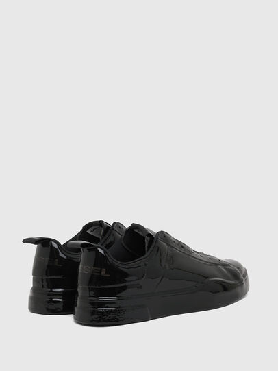 Diesel - S-CLEVER SO, Black - Sneakers - Image 3