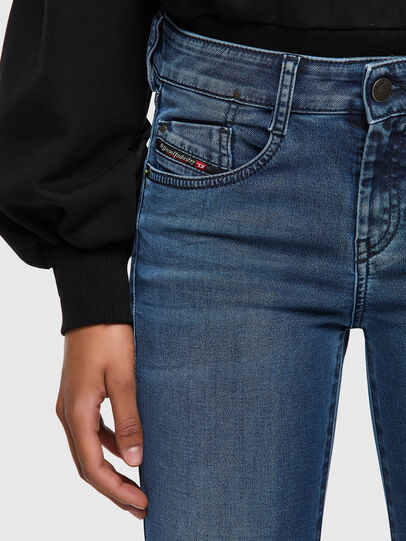 Diesel - D-Ollies JoggJeans® 069VH, Medium blue - Jeans - Image 4