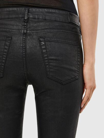Diesel - D-Ollies JoggJeans® 069QJ, Black/Dark grey - Jeans - Image 3