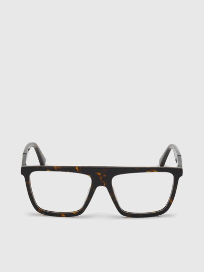 Diesel - DL5369, Black/Brown - Eyeglasses - Image 1