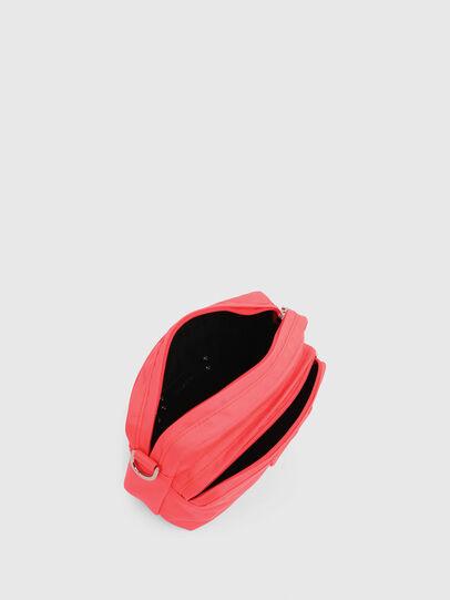 Diesel - CROSSRAMA, Orange - Crossbody Bags - Image 4