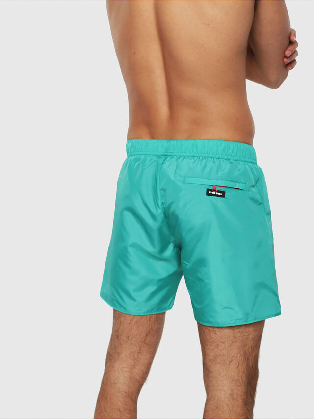 Diesel - BMBX-SEASPRINT, Water Green - Swim shorts - Image 2