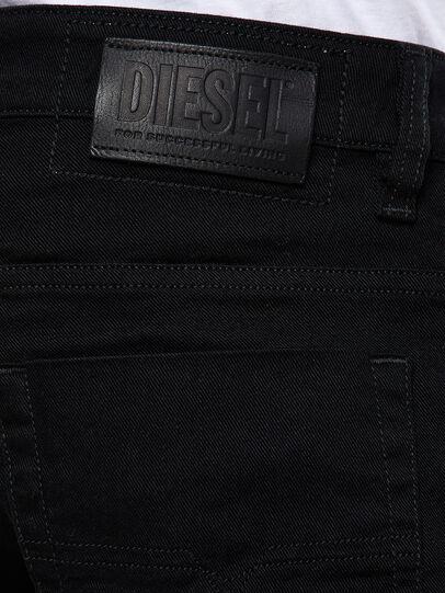 Diesel - Safado 0688H, Black/Dark grey - Jeans - Image 4