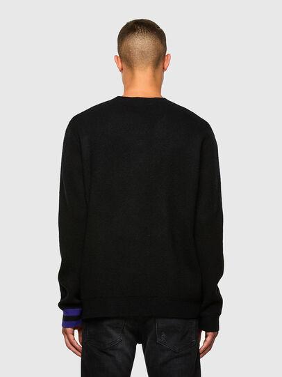 Diesel - K-NOAH, Black - Knitwear - Image 2