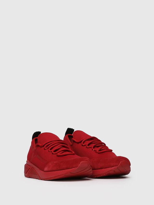 Diesel - S-KBY STRIPE, Red - Sneakers - Image 3